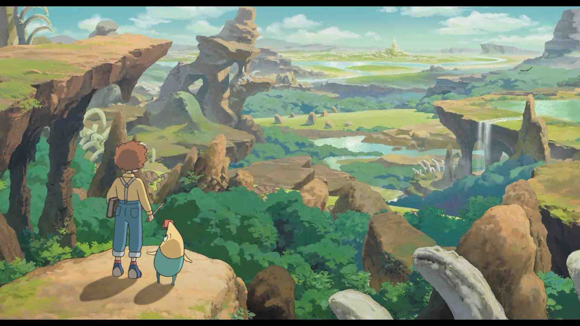 Ni No Kuni: Wrath of the White Witch Remastered - Screenshot 1