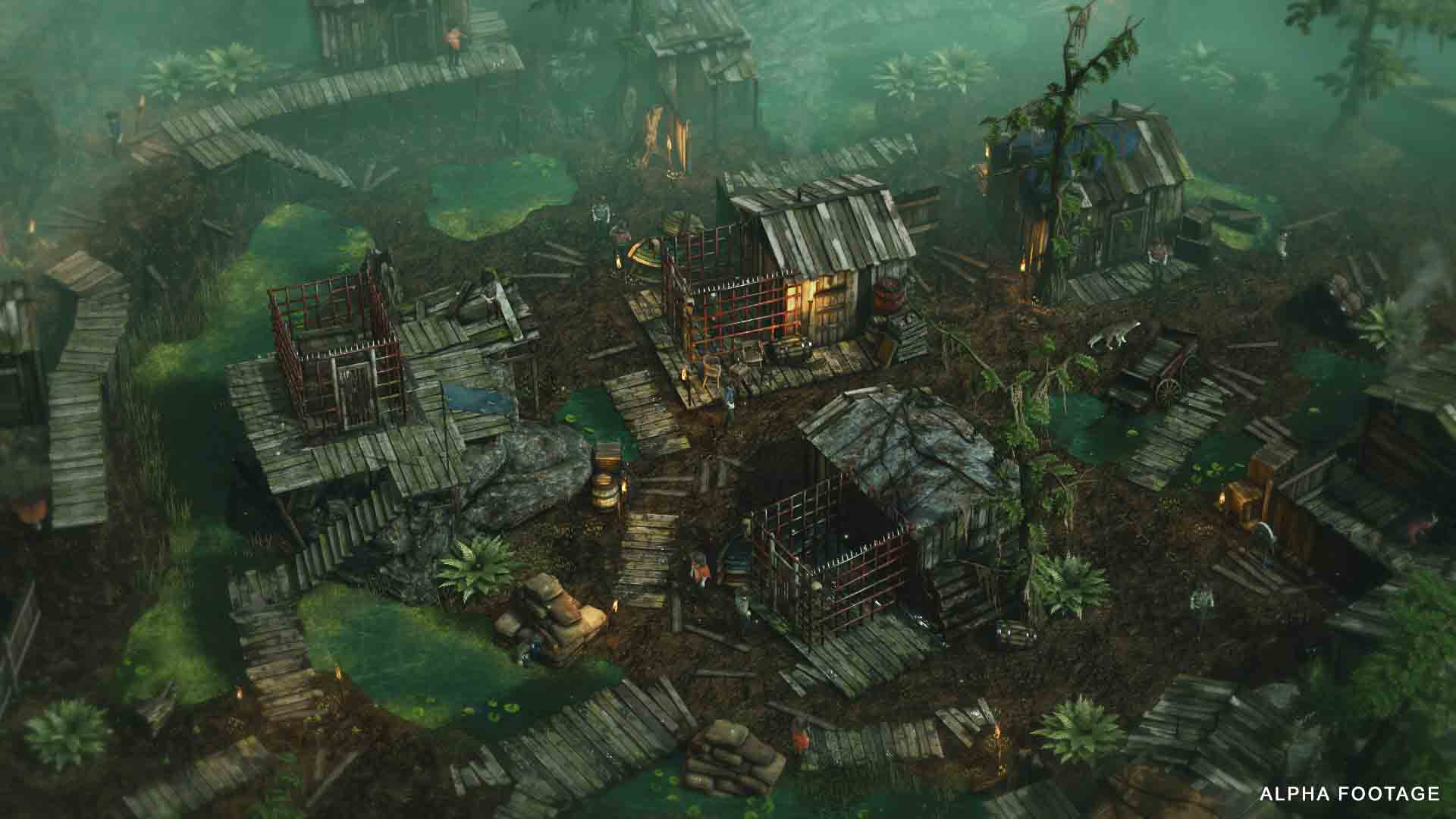 Desperados III - Screenshot 3