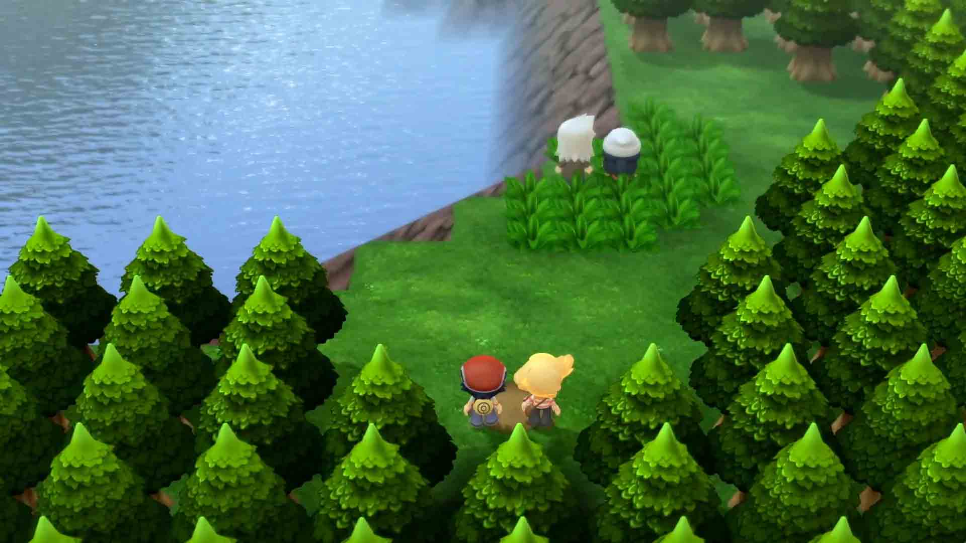 Pokemon Brilliant Diamond - Screenshot 7