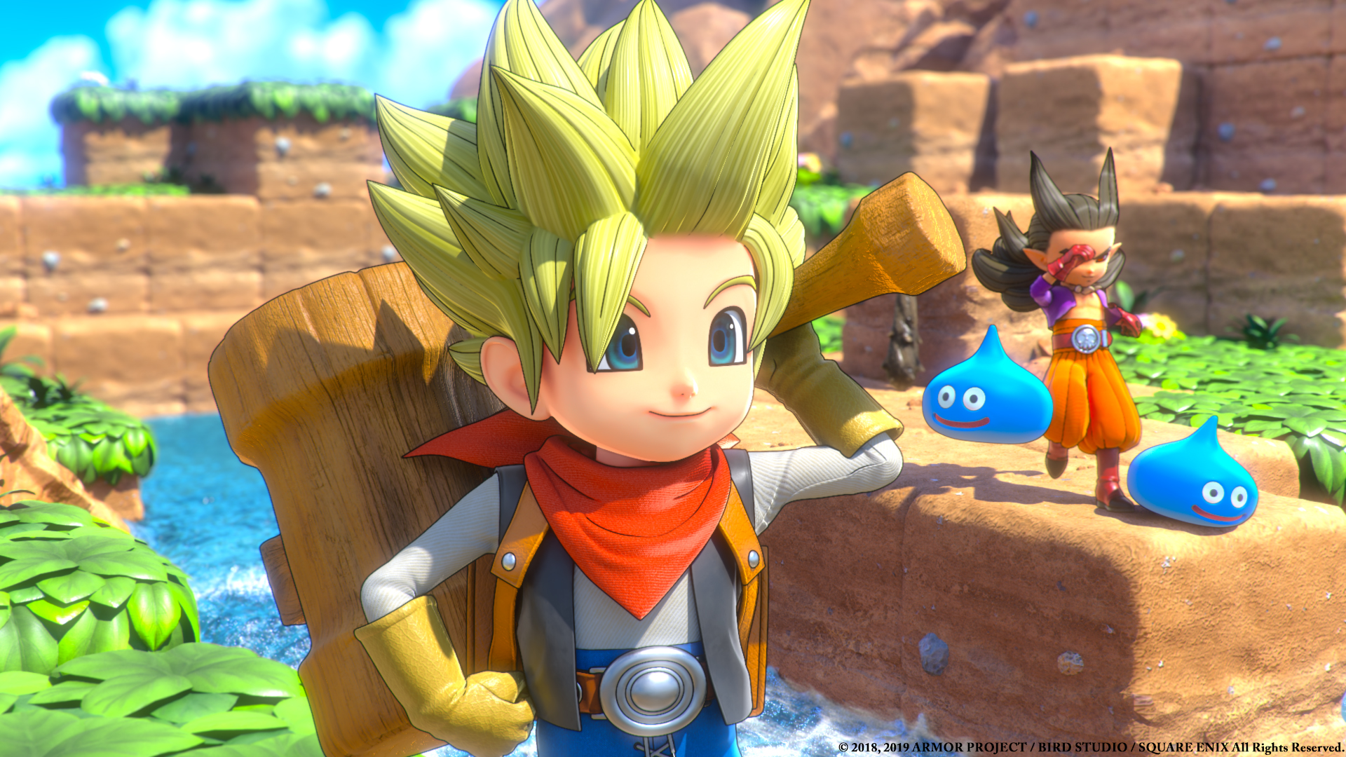 Dragon Quest Builders 2 - Screenshot 11