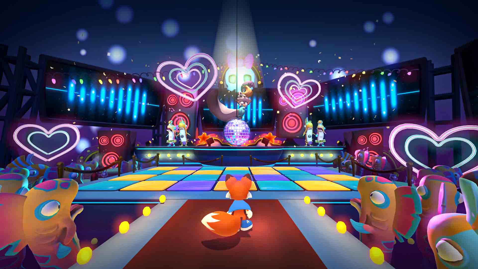 New Super Lucky's Tale - Screenshot 2