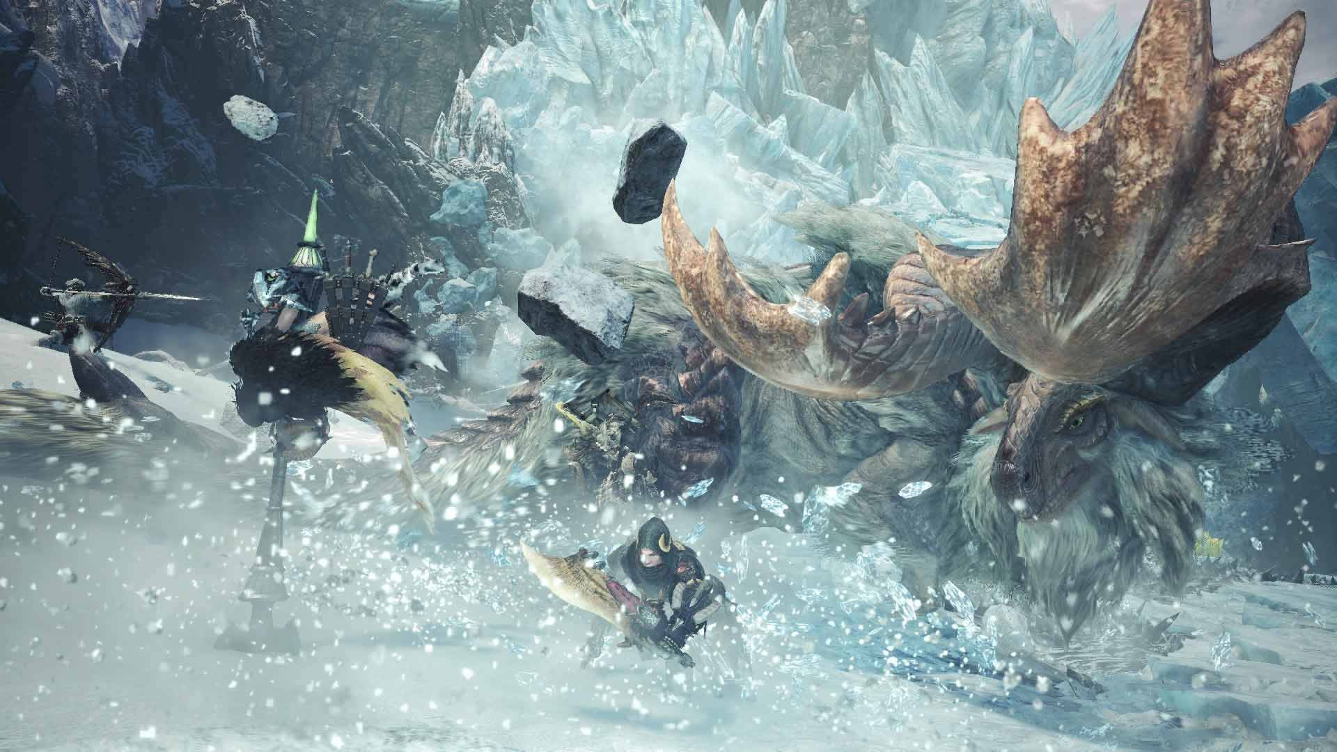 Monster Hunter World: Iceborne - Screenshot 4