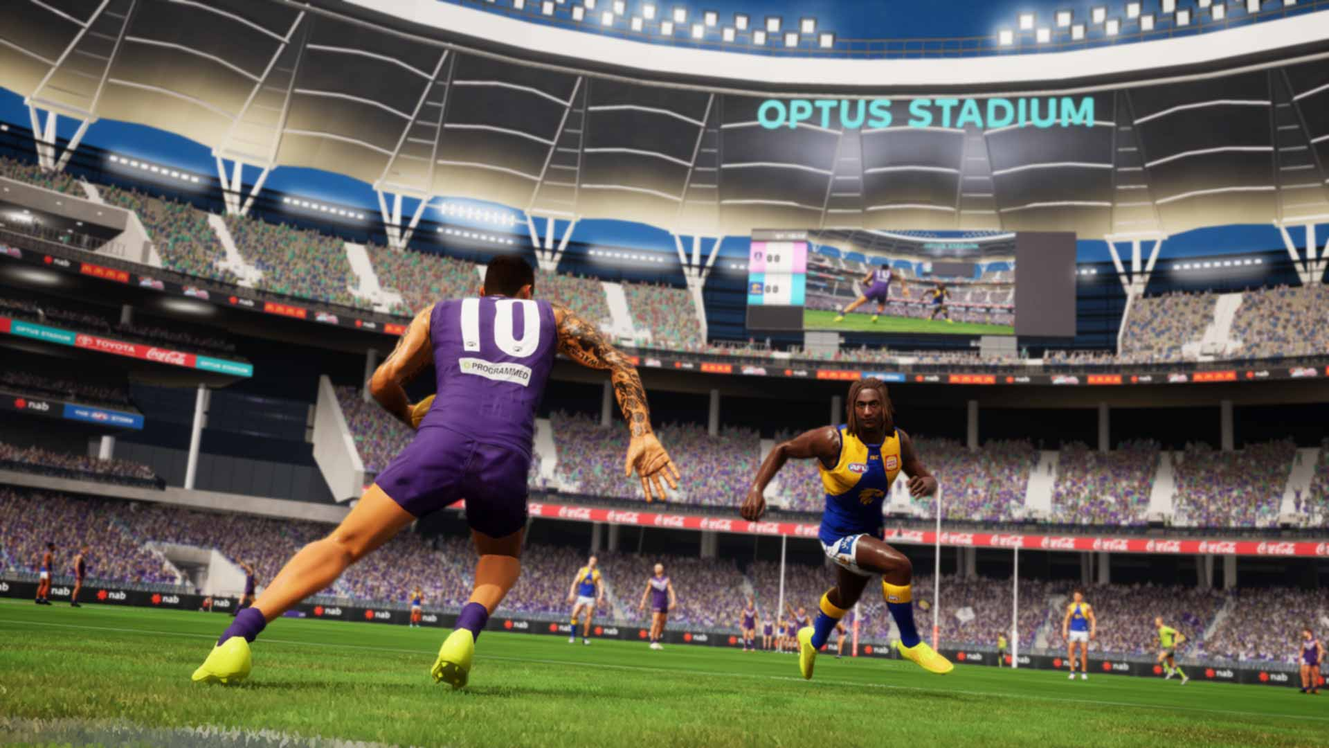 AFL Evolution 2 - Screenshot 2