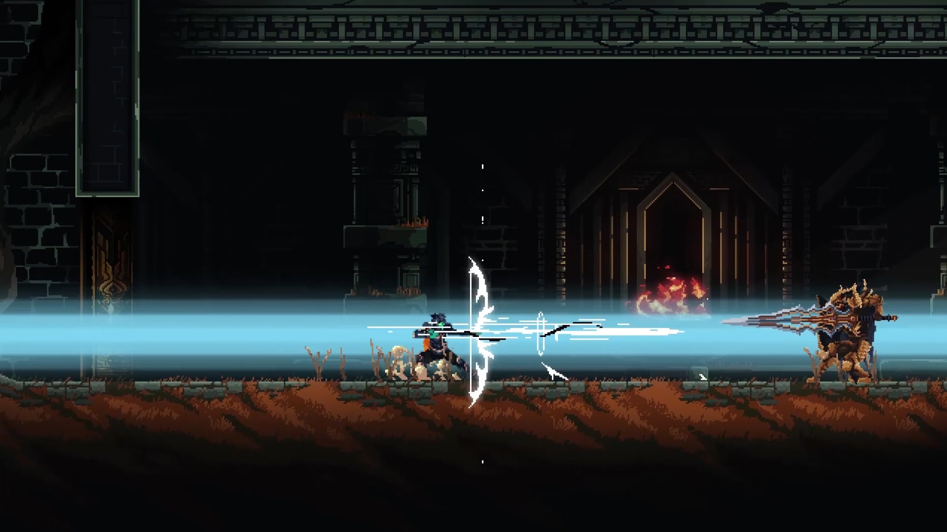 Death's Gambit - Screenshot 2