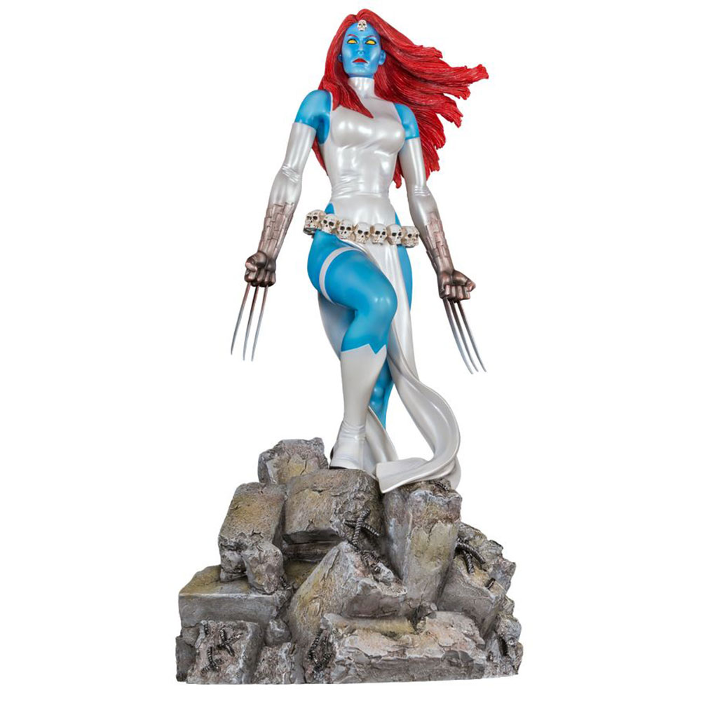Marvel - X-Men - Mystique 1/6 Scale statue - Screenshot 2