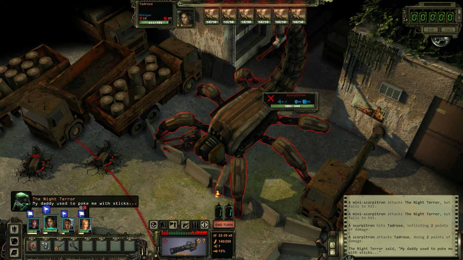 Wasteland 2 Directors Cut - Screenshot 9