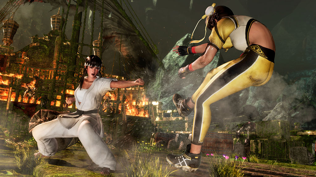 Dead or Alive 6 - Screenshot 3