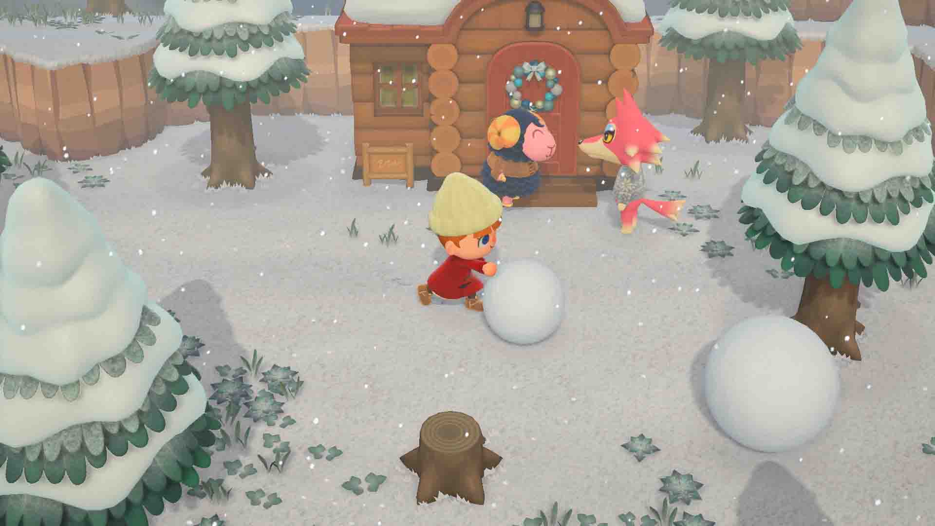 Animal Crossing New Horizons - Screenshot 9