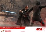 Star Wars - Episode VIII - Luke Skywalker (Crait) 1/6 Scale Collectible Figure - Screenshot 3