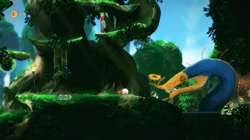 Yoku's Island Express - Screenshot 1