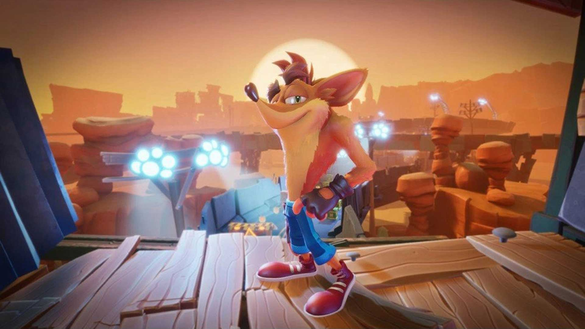 Crash Bandicoot 4: It's About Time - Screenshot 7
