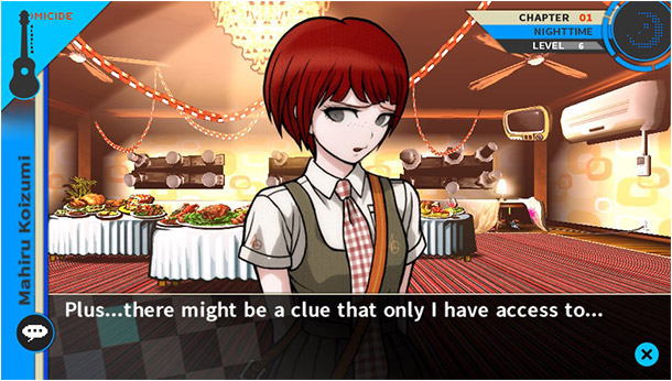 Danganronpa 2: Goodbye Despair - Screenshot 3