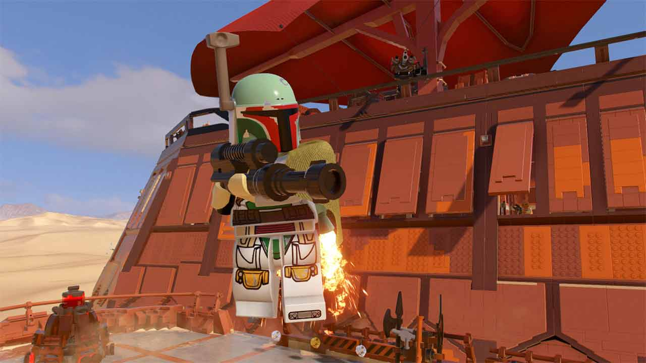 LEGO Star Wars: The Skywalker Saga - Screenshot 1