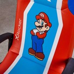 X-Rocker Nintendo Veleno 2.1 Mario Gaming Chair - Screenshot 4