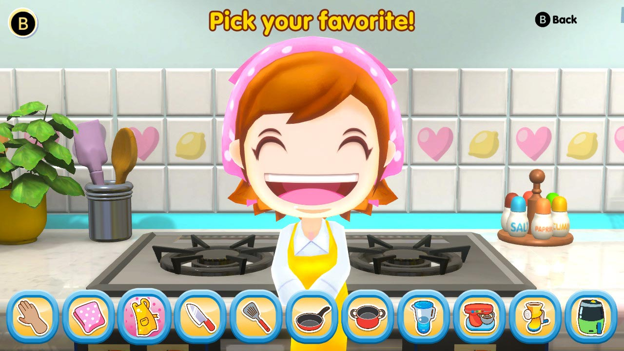 Cooking Mama: Cookstar - Screenshot 8