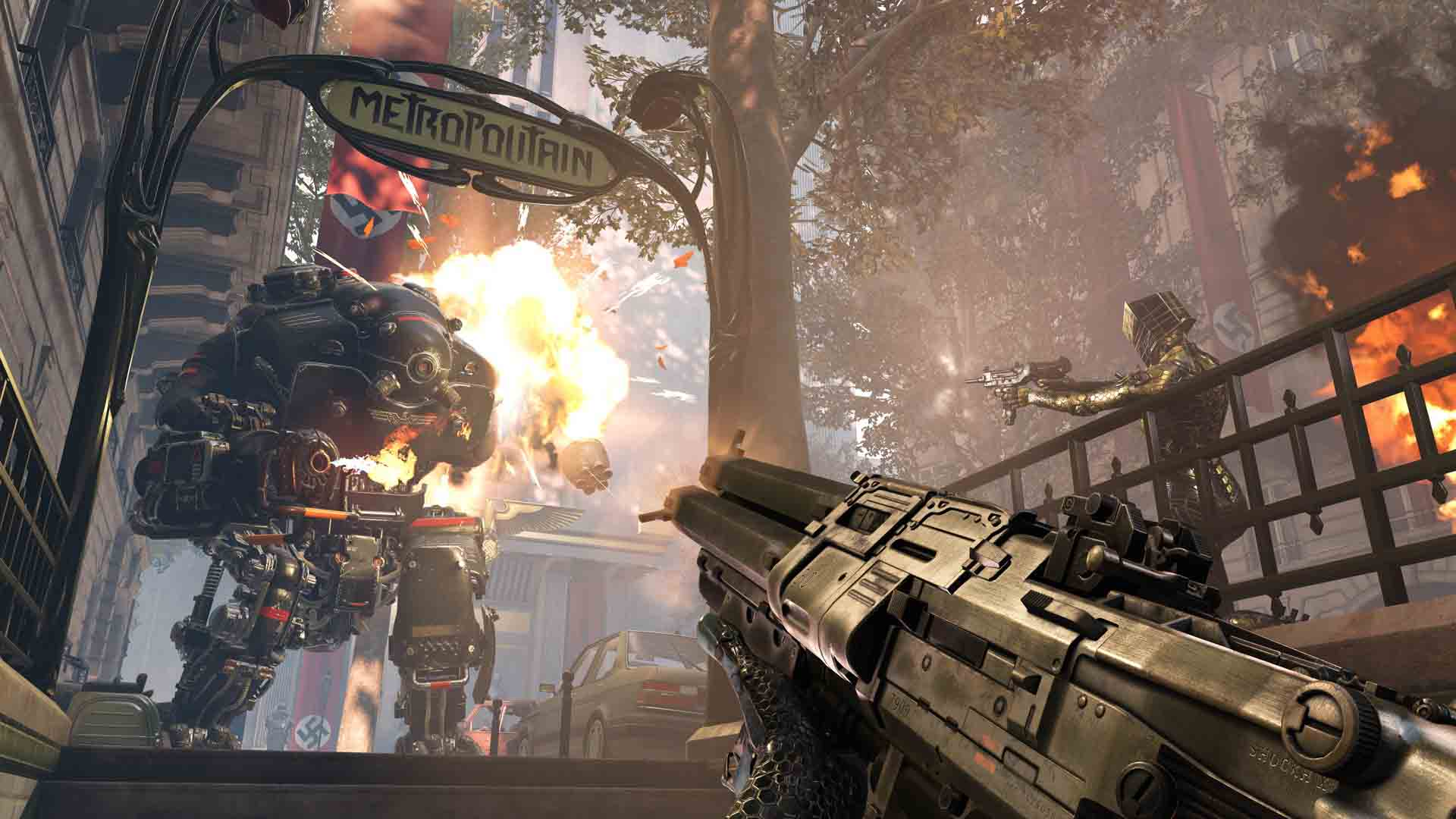 Wolfenstein: Youngblood - Screenshot 10