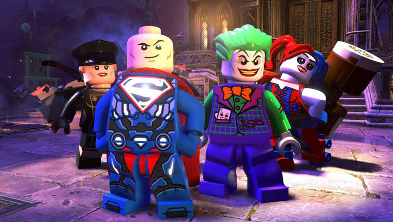 LEGO DC Super Villains - Screenshot 1
