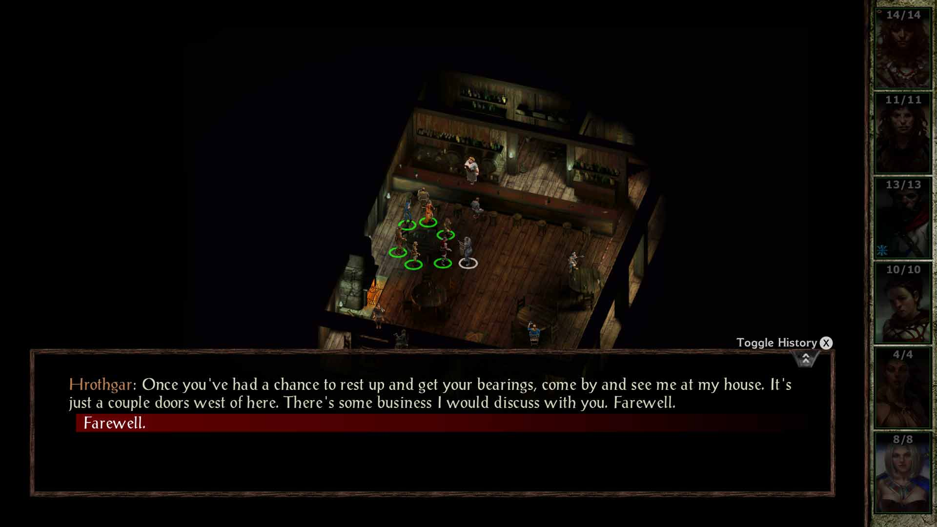 Planescape: Torment & Icewind Dale Enhanced Edition - Screenshot 11