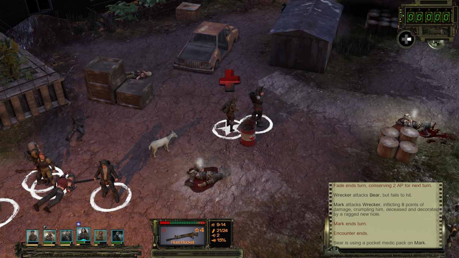 Wasteland 2 Directors Cut - Screenshot 6
