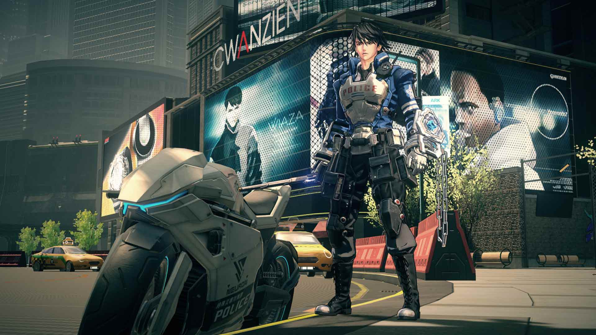 Astral Chain - Screenshot 8