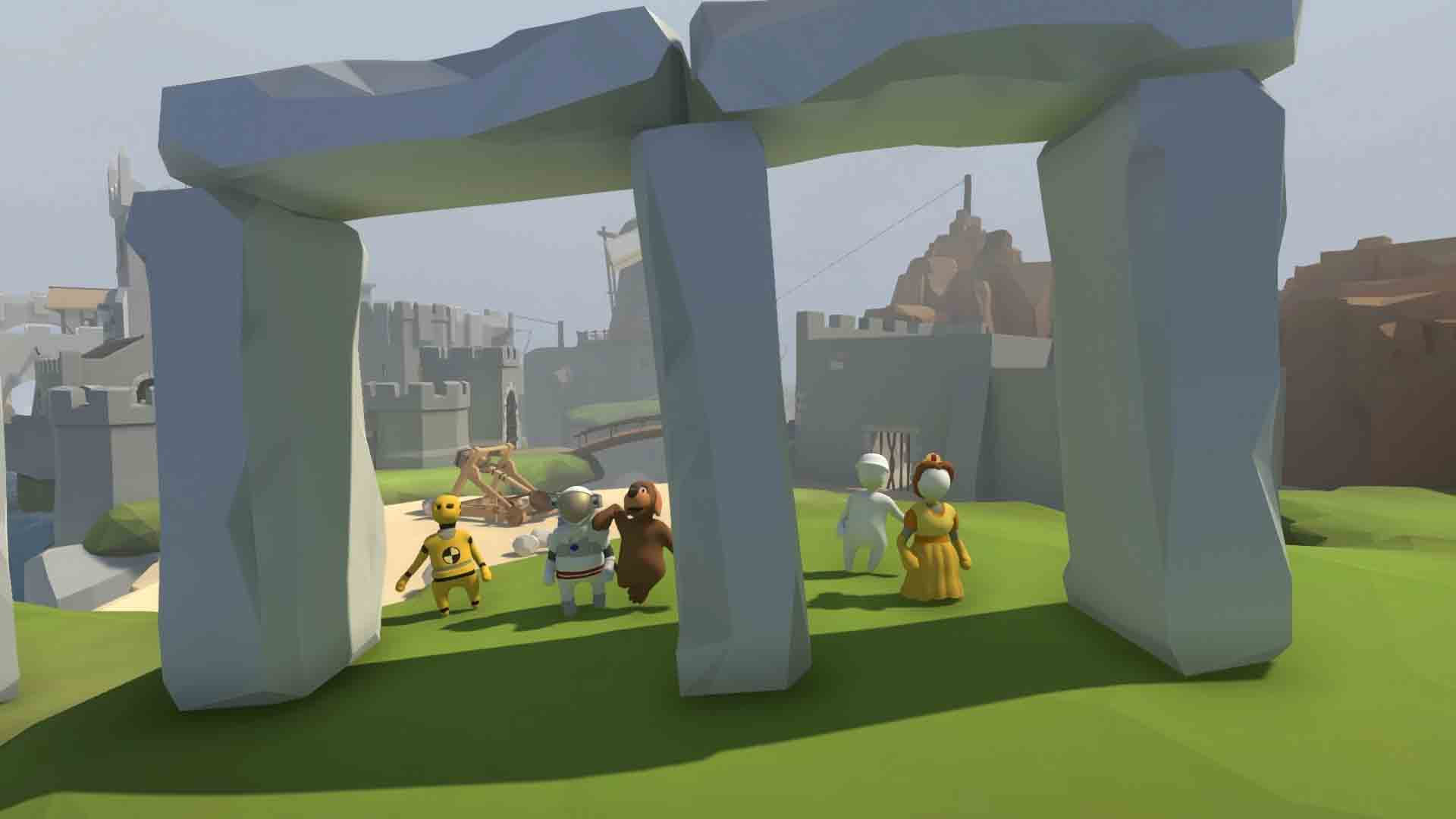Human Fall Flat: Anniversary Edition - Screenshot 2