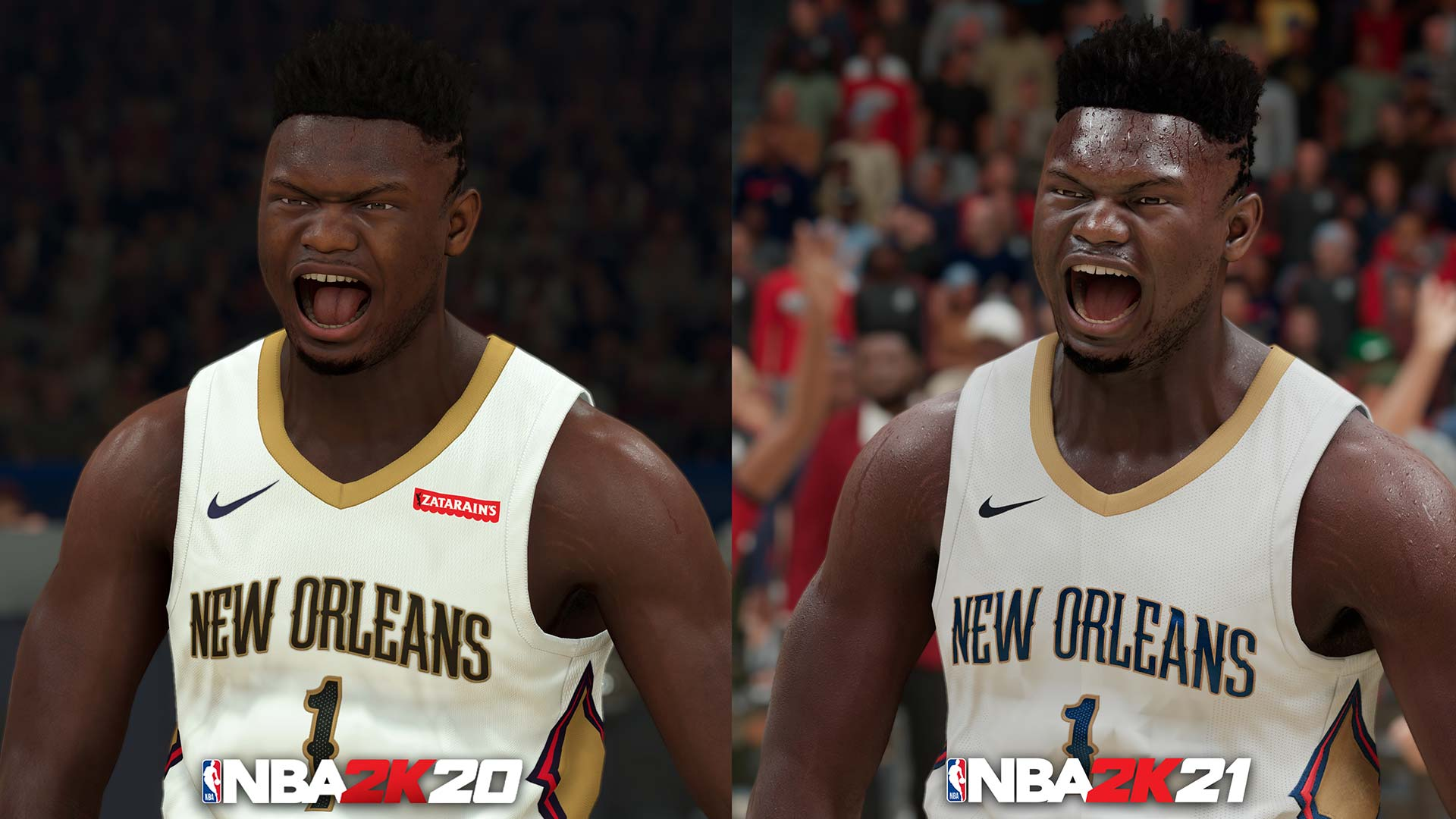 NBA 2K21 - Screenshot 1