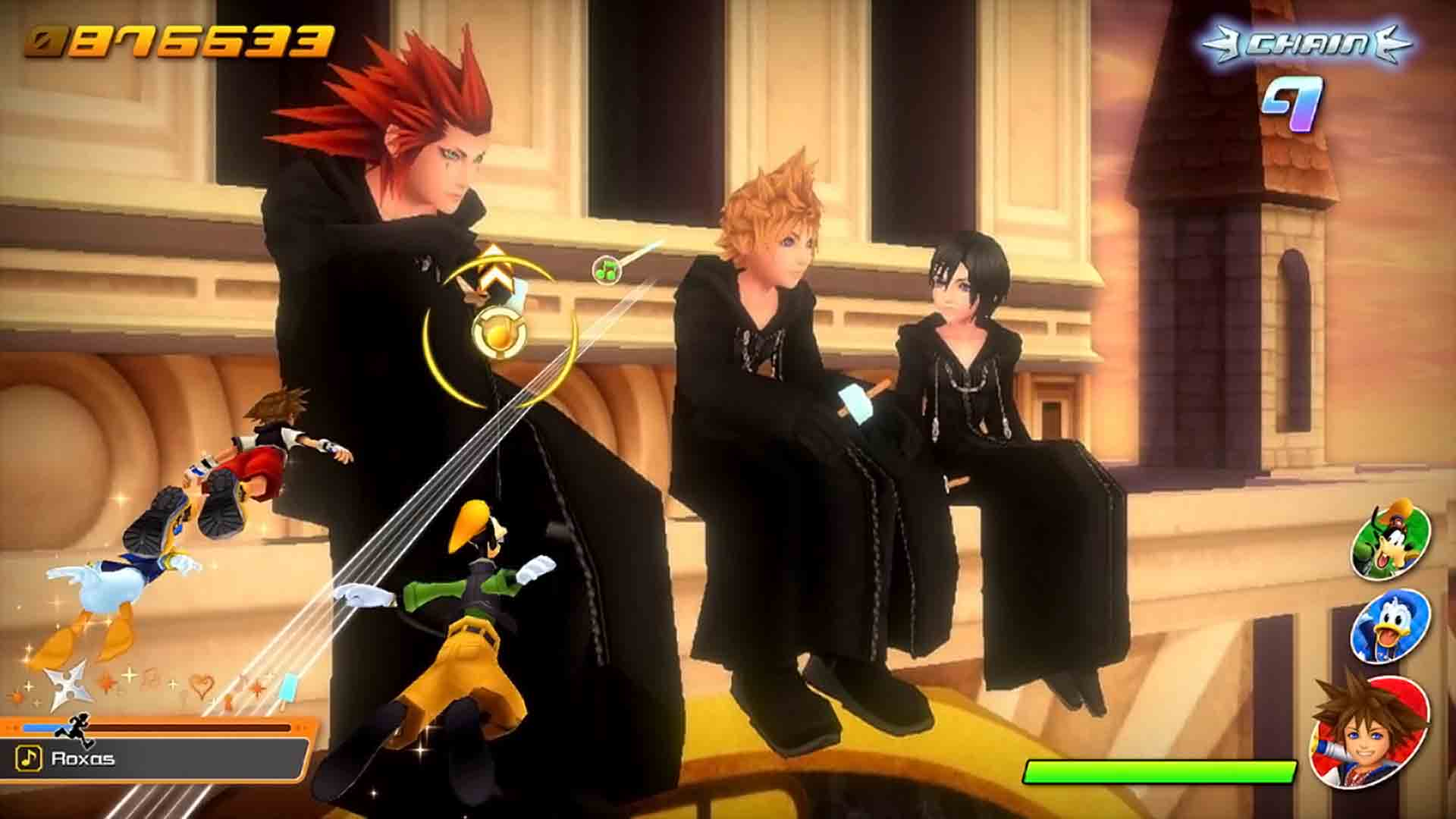 Kingdom Hearts: Melody of Memory  - Screenshot 4