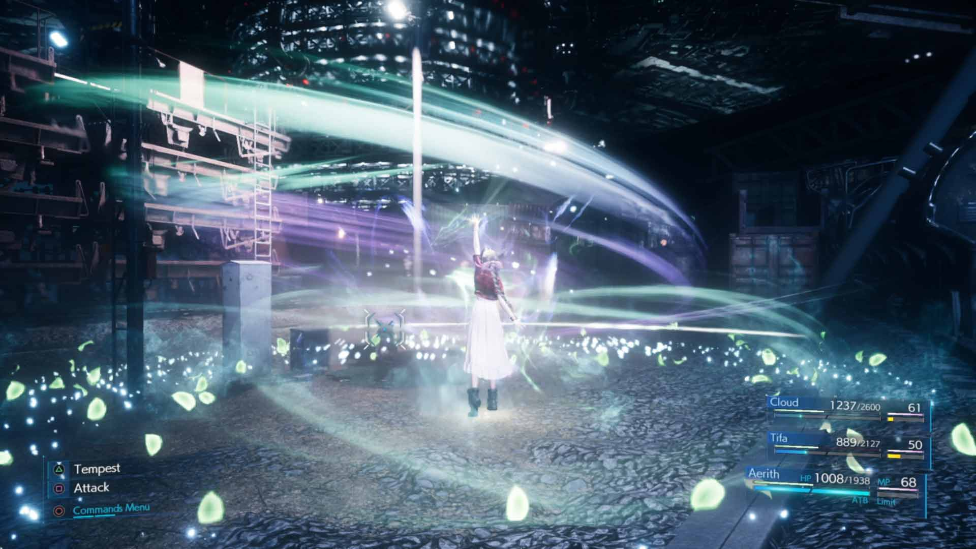 Final Fantasy VII Remake Deluxe Edition - Screenshot 2