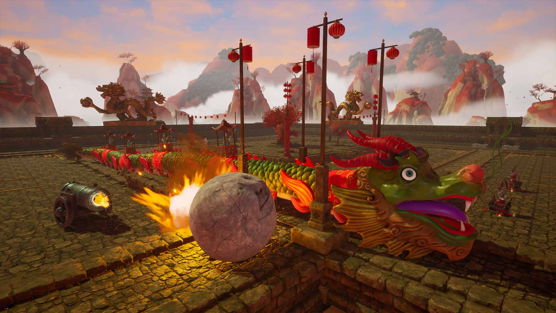 Rock of Ages 3: Make & Break - Screenshot 5
