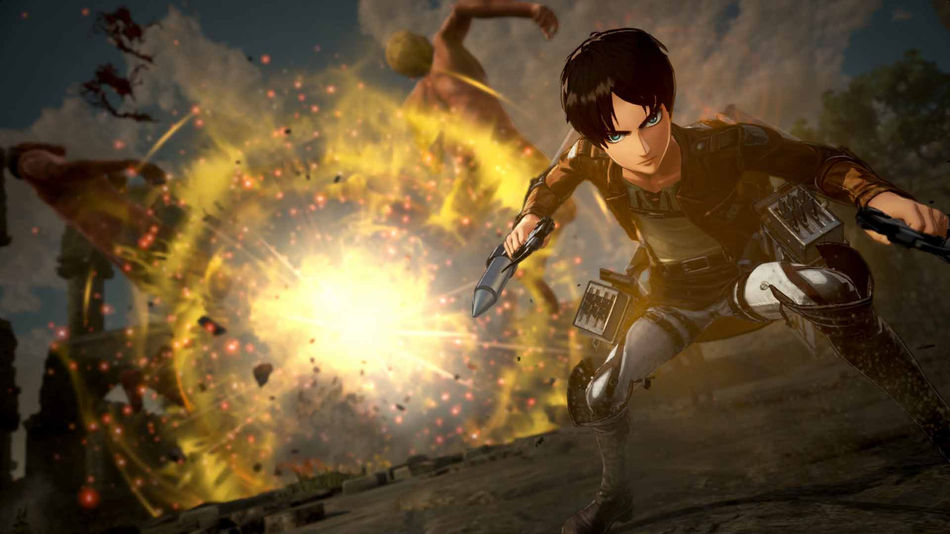A.O.T 2: Final Battle - Screenshot 7
