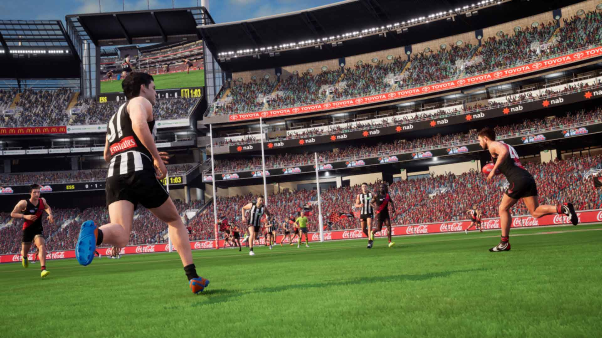 AFL Evolution 2 - Screenshot 4