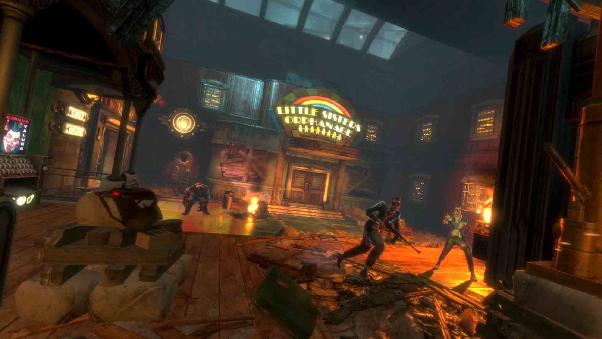 Bioshock The Collection - Screenshot 3