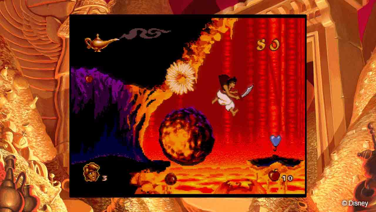 Disney Classic Games – Aladdin and The Lion King - Screenshot 9