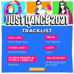 Just Dance 2021 - Screenshot 1