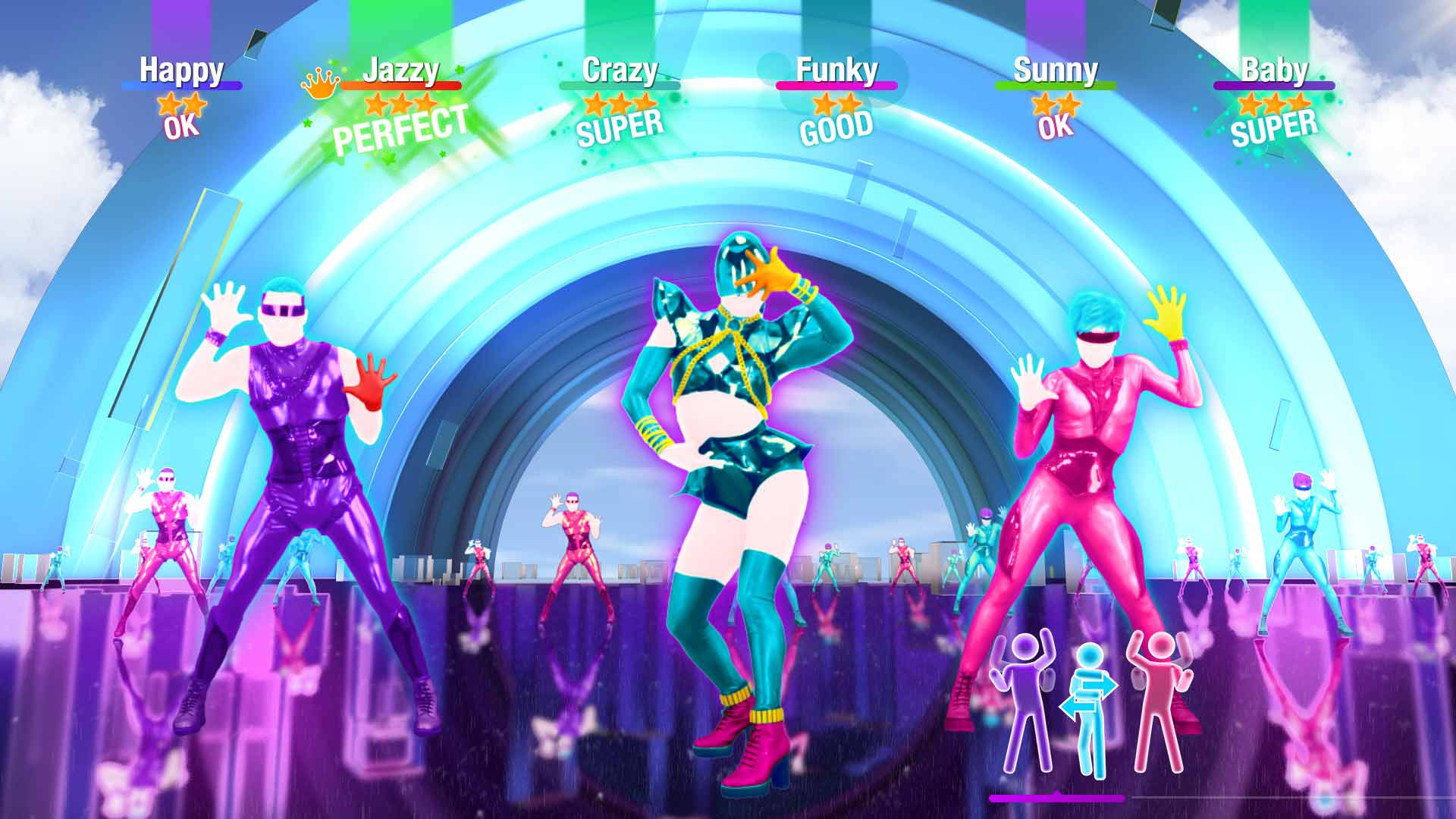 Just Dance 2021 - Screenshot 5