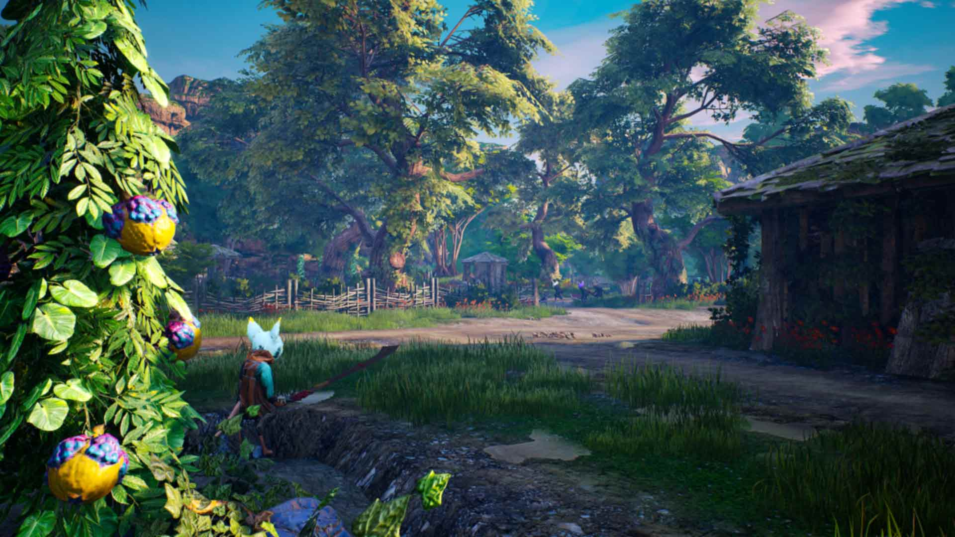 Biomutant Collector's Edition - Screenshot 3