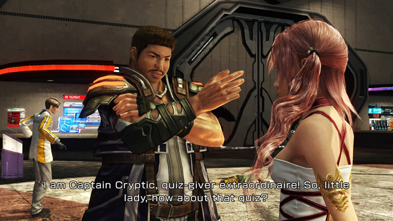 Final Fantasy XIII-2 - Screenshot 5