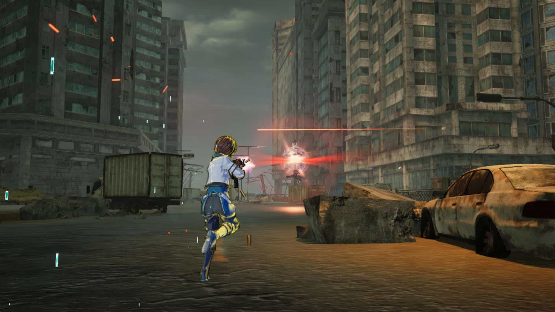 Sword Art Online: Fatal Bullet - Screenshot 2