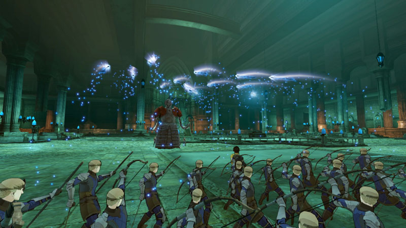 Fire Emblem: Three Houses - Screenshot 7