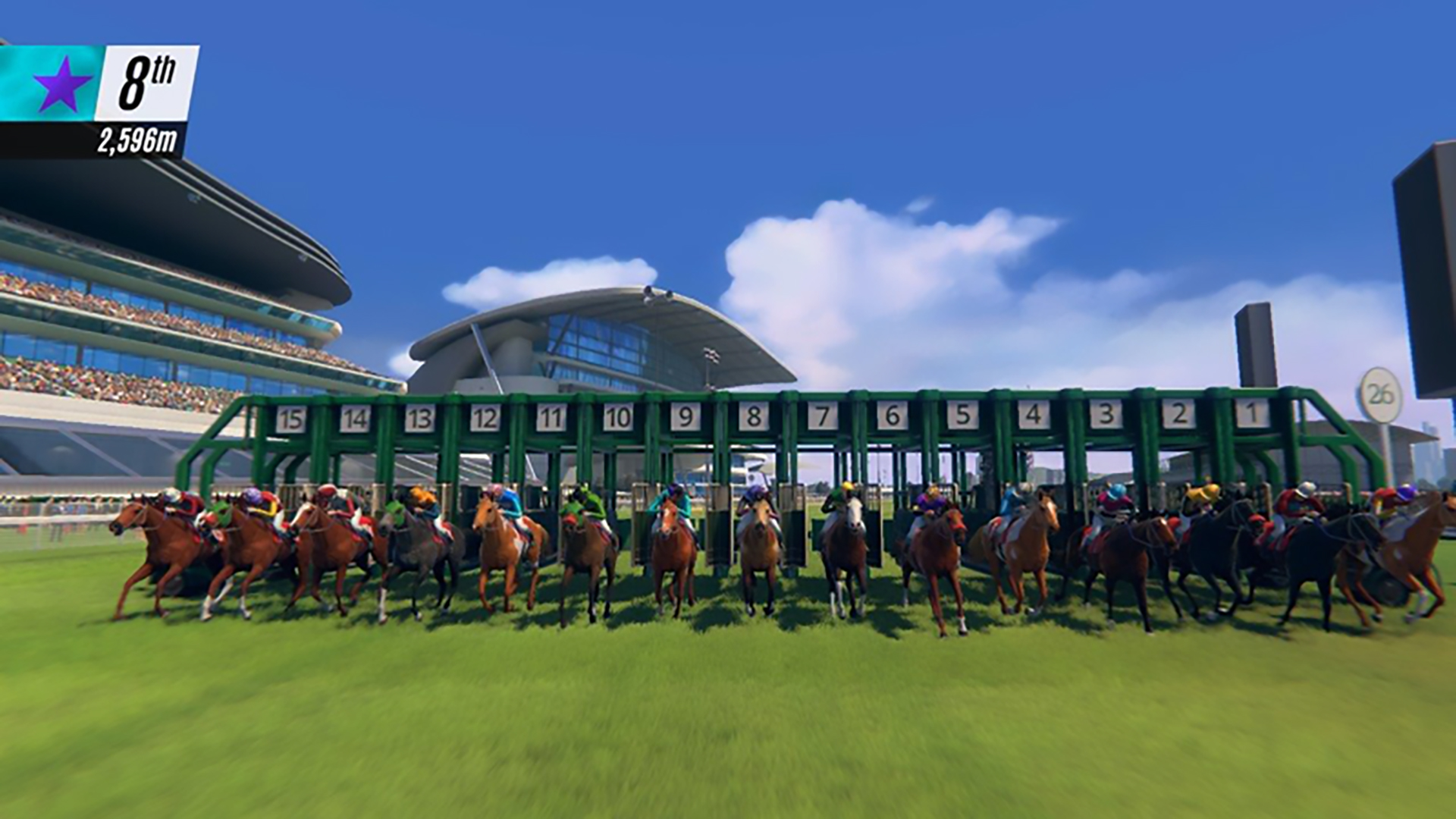 Phar Lap Horse Racing Challenge - Screenshot 5