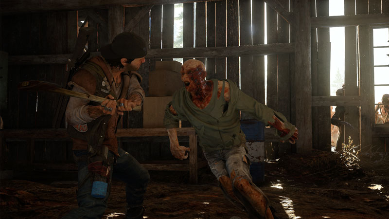 Days Gone - Special Edition - Screenshot 1