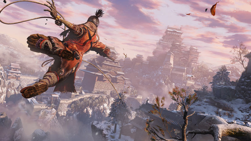 Sekiro: Shadows Die Twice - Screenshot 1
