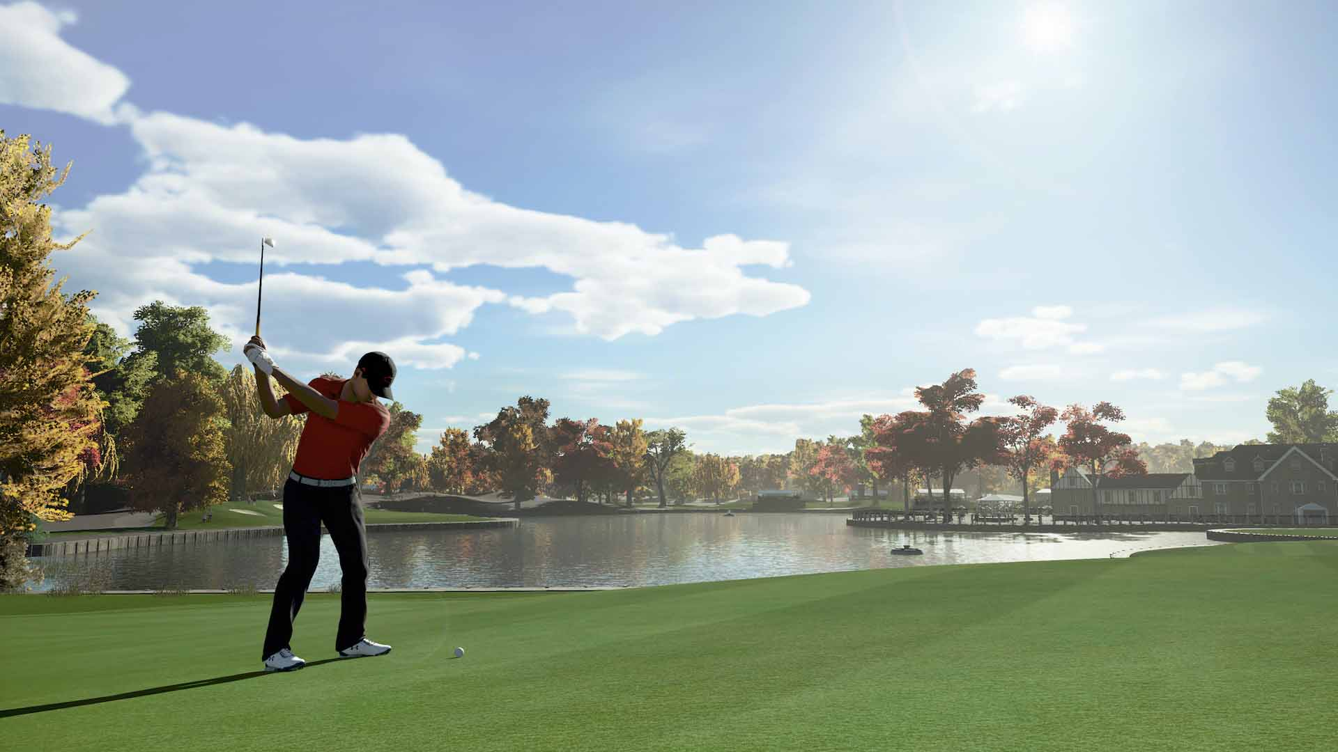 PGA Tour 2K21 - Screenshot 6