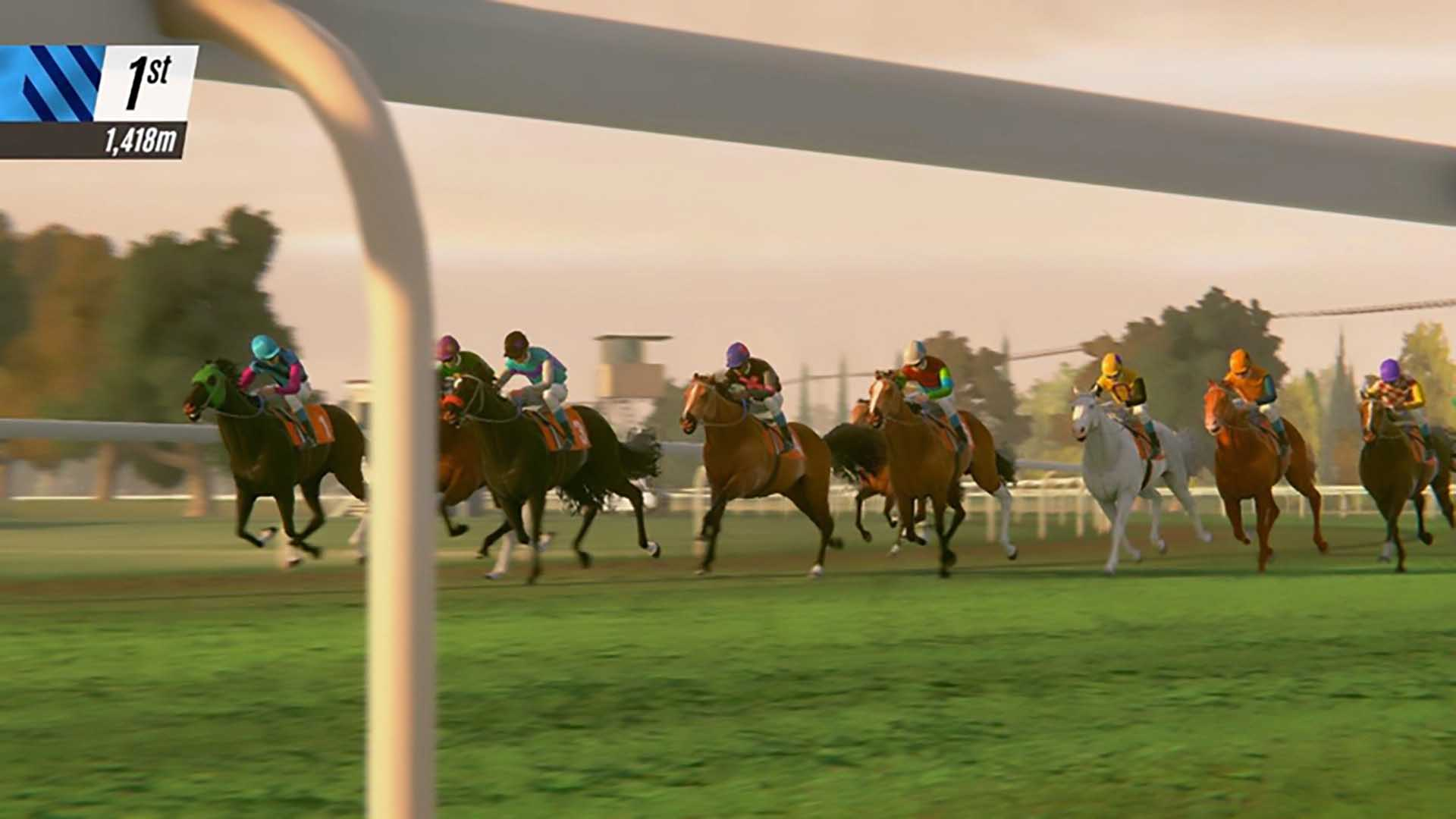 Phar Lap Horse Racing Challenge - Screenshot 3