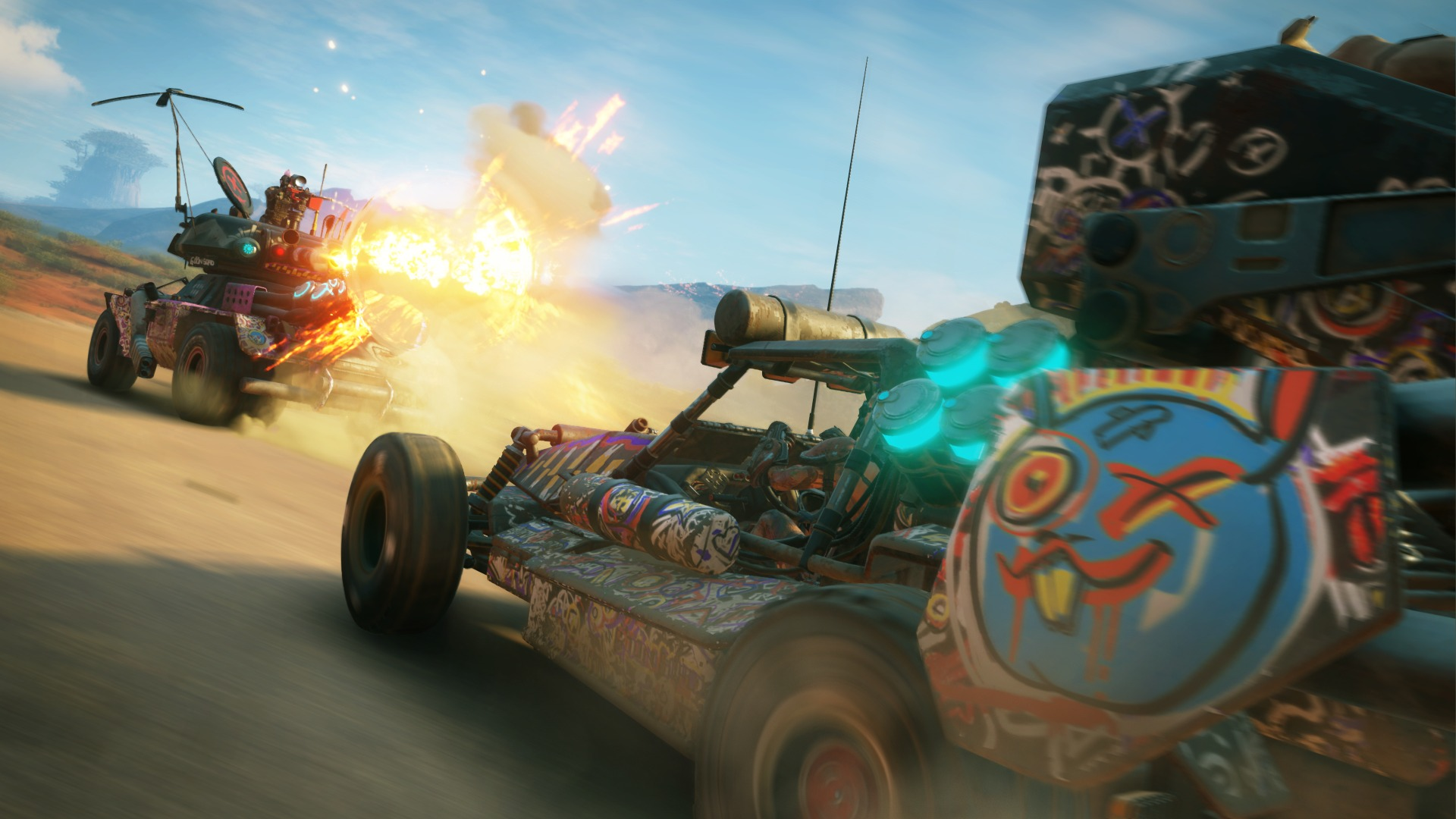 Rage 2 - Screenshot 3