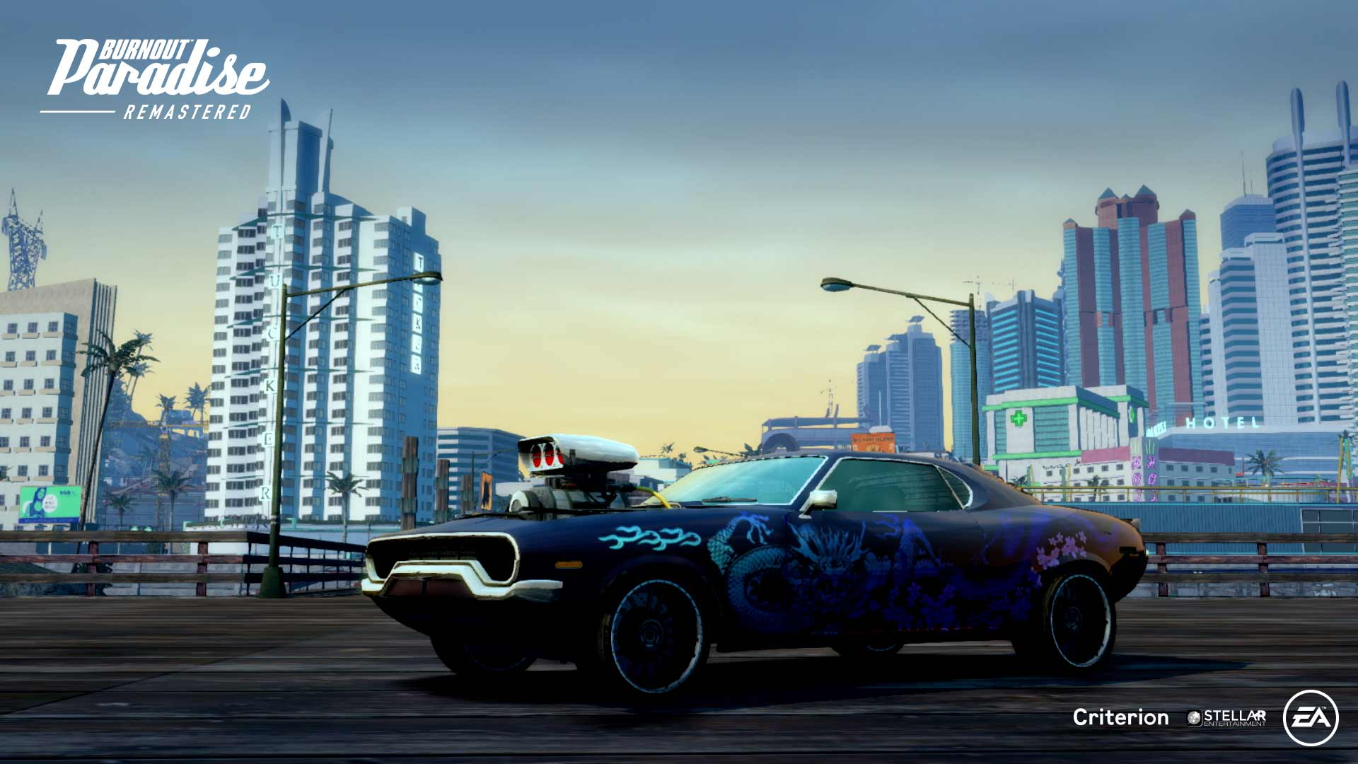 Burnout™ Paradise Remastered - Screenshot 6