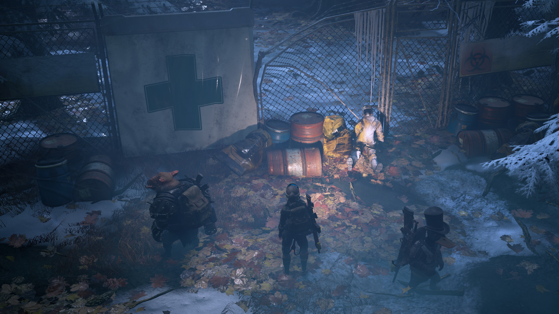 Mutant Year Zero: Road to Eden Deluxe Edition - Screenshot 3