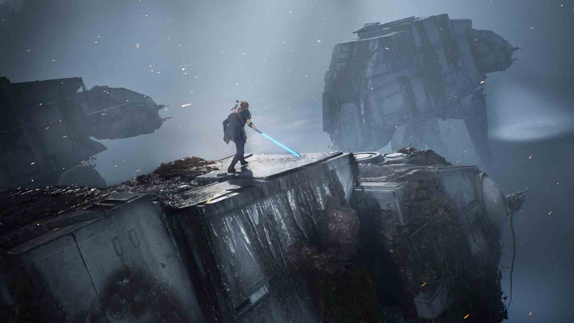 Star Wars Jedi: Fallen Order - Screenshot 6