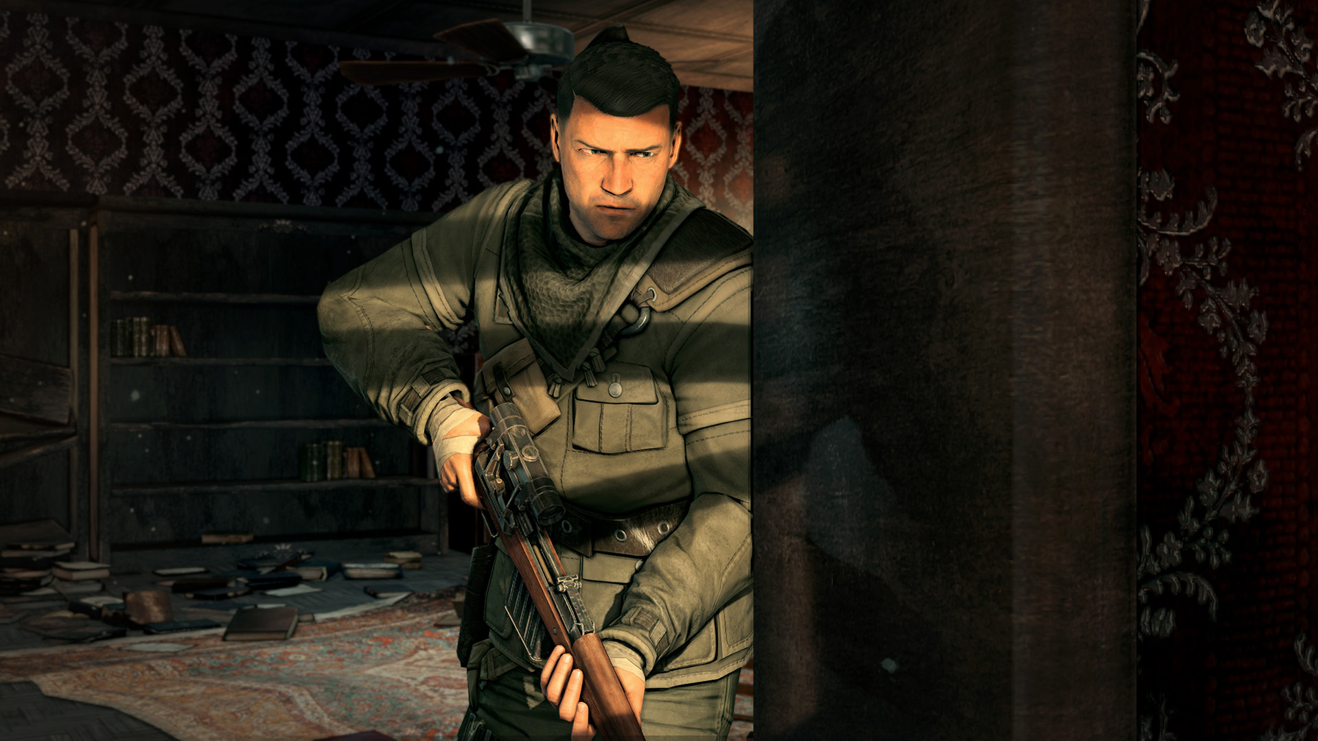 Sniper Elite V2 Remastered - Screenshot 3