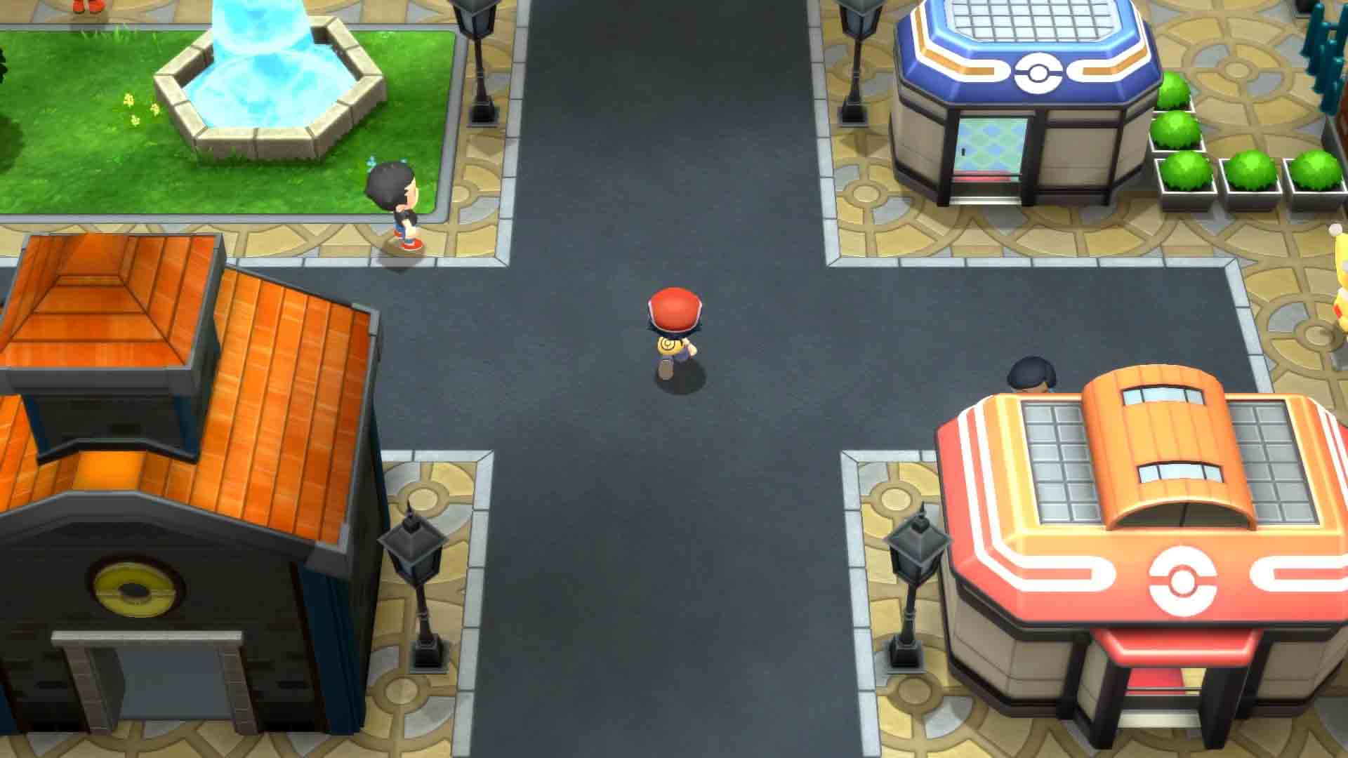 Pokemon Brilliant Diamond - Screenshot 3